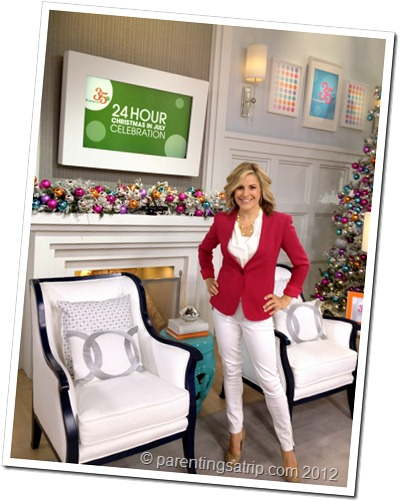 Diana Heather on HSN Set